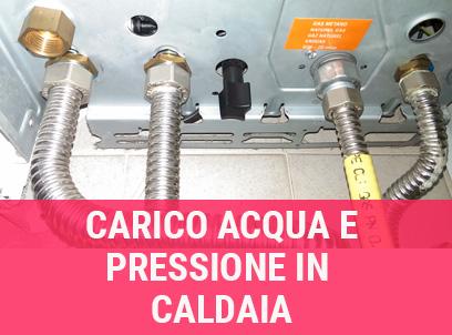 Come controllare carico acqua e pressione della caldaia for Caldaia ariston egis manuale d uso