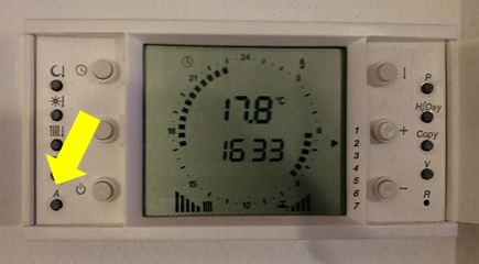 Come controllare carico acqua e pressione della caldaia for Caldaia euroterm manuale