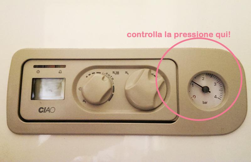 Come Controllare Carico Acqua E Pressione Della Caldaia Fb Service Srl