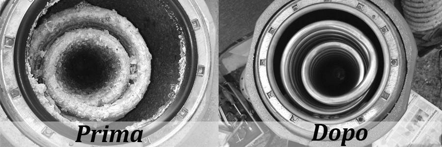Come pulire il calcare dalla caldaia - Caldaia acqua calda arriva in ritardo ...