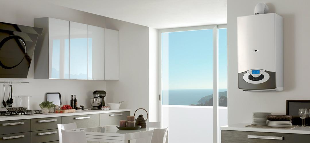 Installare la caldaia in casa o all 39 esterno - Caldaia a gas da interno ...