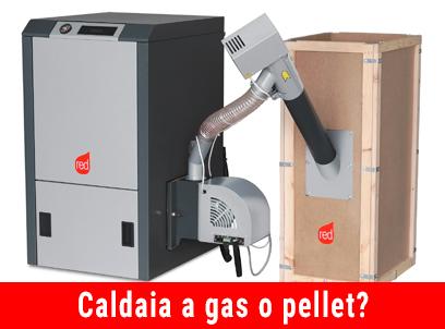 Caldaia a gas o pellet? Scopri le differenze - FB Service Padova