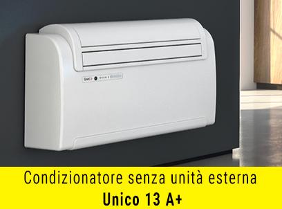Condizionatore senza unit esterna unico inverter 13 a - Condizionatori inverter senza unita esterna ...