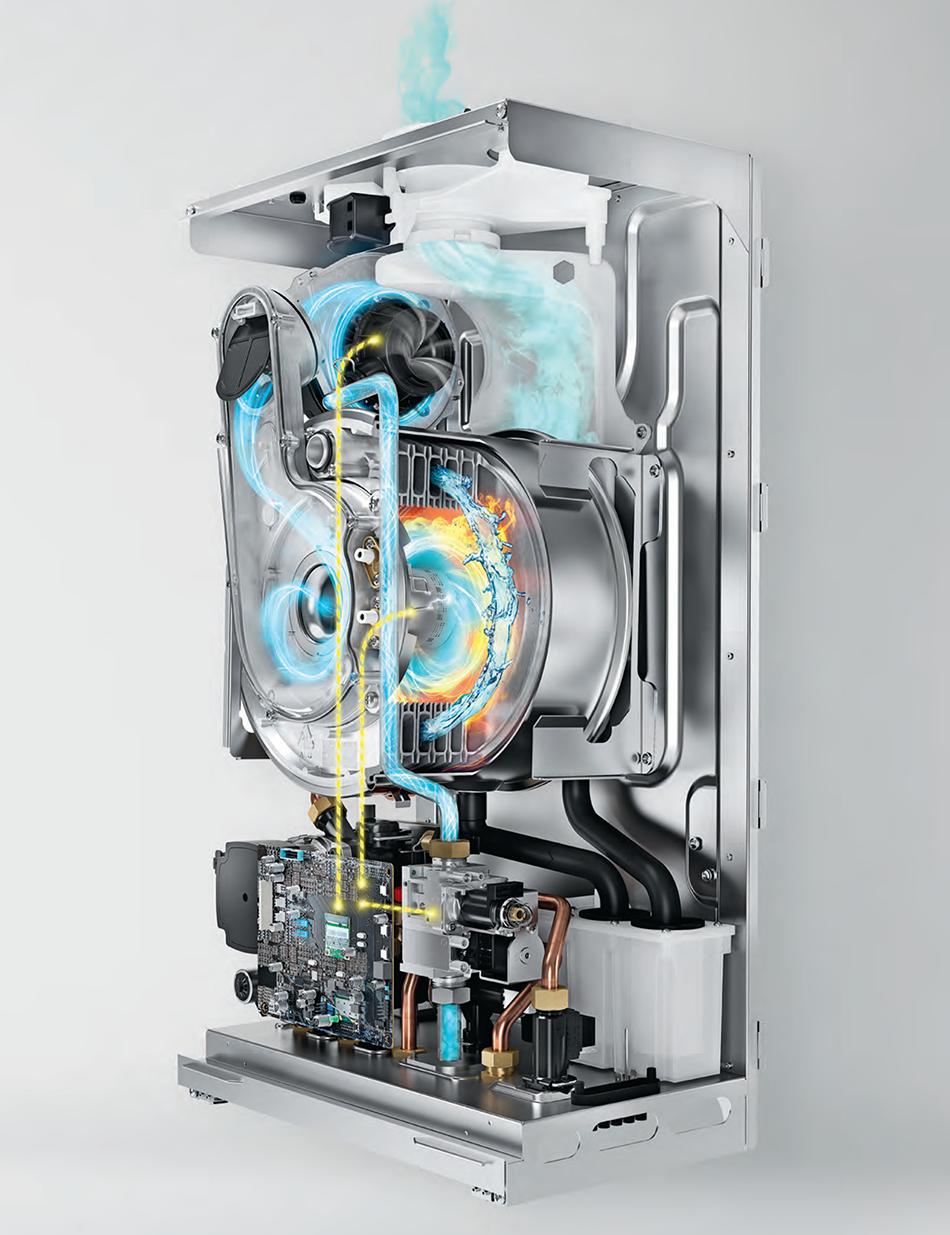 Caldaia a basso consumo la nuova caldaia a condensazione - Quale caldaia a condensazione ...