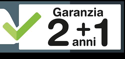 garanzia condizionatori mitzubishi 2+1